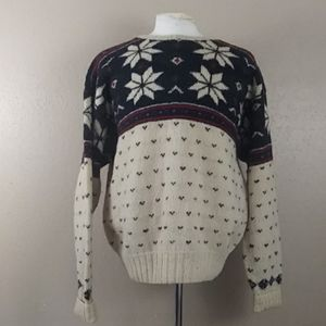 Polo by Ralph Lauren hand-knit sweater size extra
